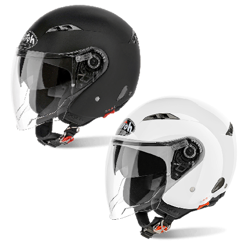 Casco Airoh Jet City One