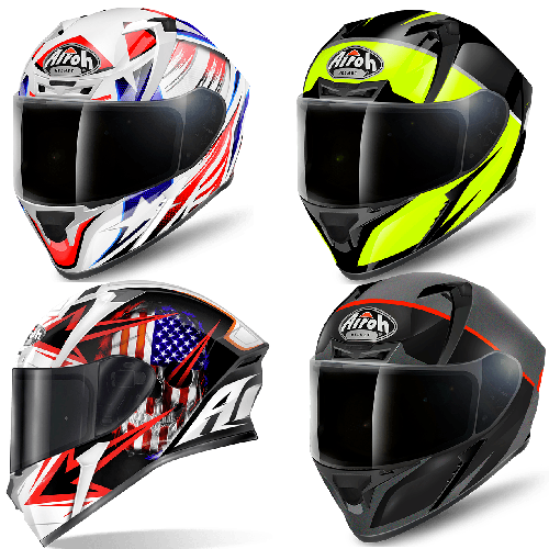 Casco Airoh Integrale Valor