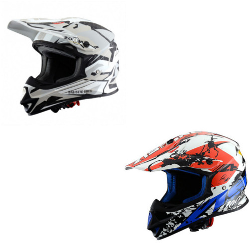 Casco Astone Off Road Mx600