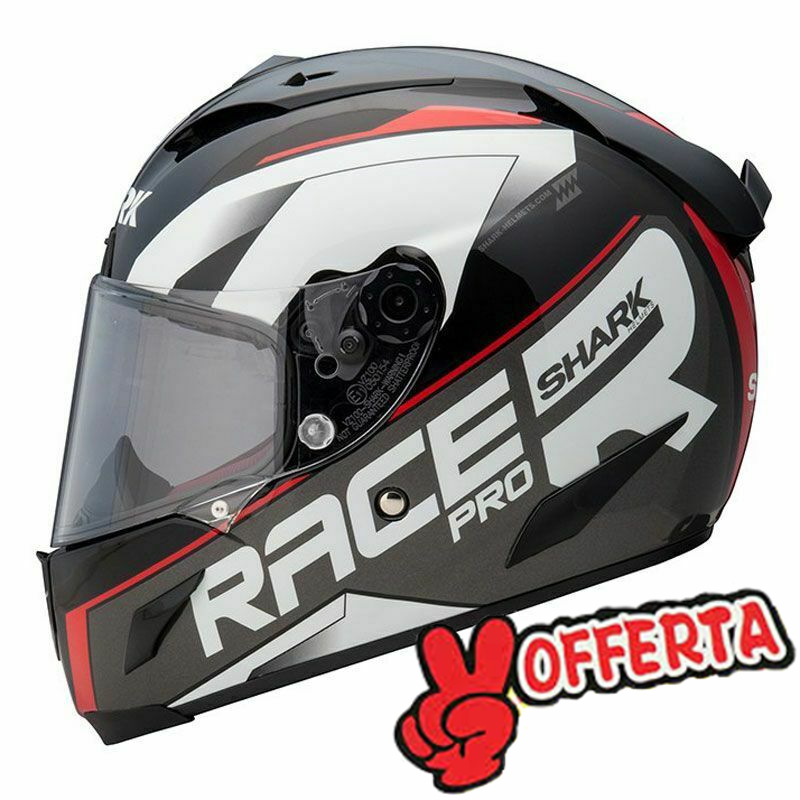 Casco integrale Shark RACE PRO Sauer