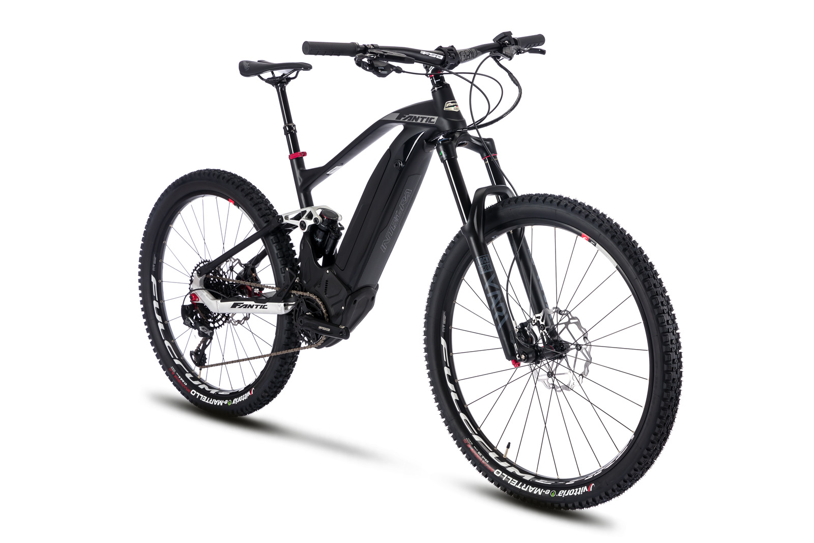 Ebike Fantic Integra XMF 1.7 carbonio ALL M 2021